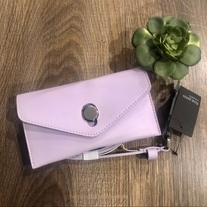 🆕 Free Press Lavender Flap Belt Bag